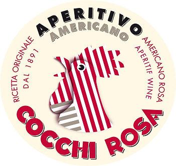 Cocchi Americano Rosa Aperitif Wine