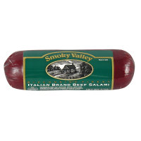 Smoky Valley Italian Brand Beef Salami