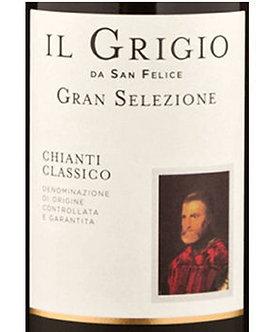 2014 Il Grigio da San Felice Chianti Classico Gran Selezione