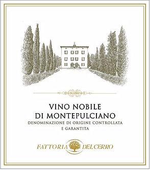 Fattoria Del Cerro Vino Nobile Di Montepulciano