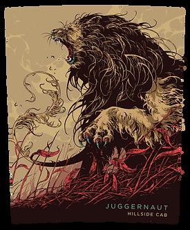 2017 Juggernaut Hillside Cabernet