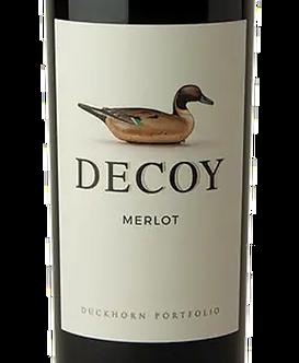 2018DecoyMerlot by Duckhorn