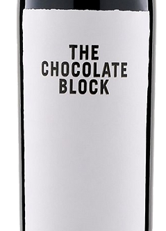 2018 The Chocolate Block Red Blend Boekenhoutskloof South Africa