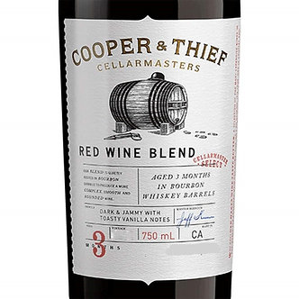 2017 Cooper & Thief Bourbon Barrel Aged Red Blend