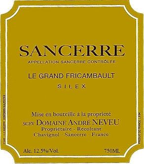 Domaine André Neveu Le Grand Fricambault Silex Sancerre