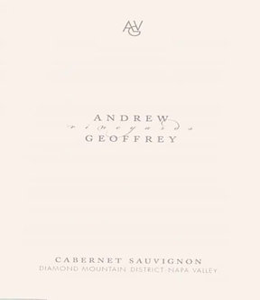 2013 Andrew Geoffrey Cabernet Sauvignon