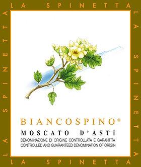 2019 Biancospino Moscato D'Asti La Spinetta
