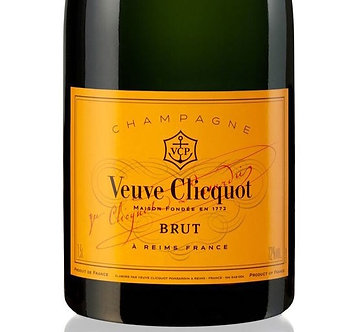375ml/Half Bottle: Veuve Clicquot Brut Champagne