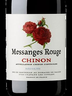 """Domaine de Pallus Chinon """"Messanges Rouge"""""""