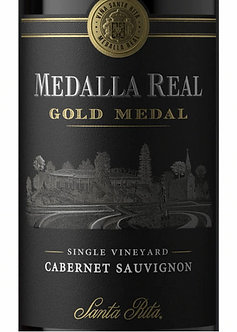 2016 Santa Rita Medalla Real Cabernet Sauvignon Single Vineyard