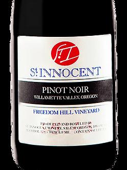 St. Innocent Freedom Hill Willamette Valley Pinot Noir