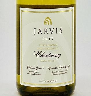 2017 Jarvis Chardonnay Napa Valley