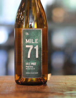 Mile Post 71 Pinot Gris 2016
