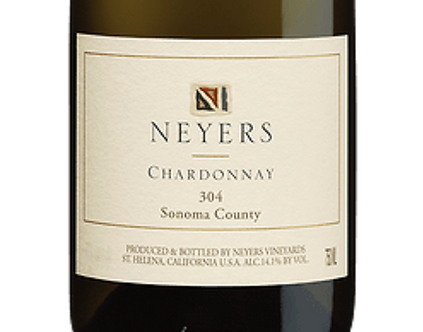 "2018 Neyers ""304"" Stainless Steel Chardonnay"