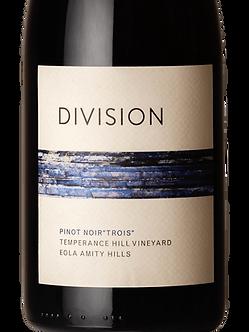 "Division Temperance Hill Vineyard ""Trois"" Pinot Noir"