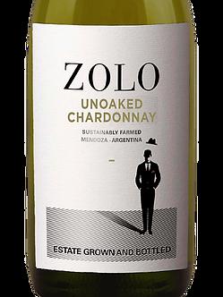 2019 Zolo Unoaked Chardonnay