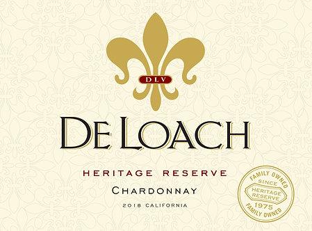 "DeLoach ""Heritage Reserve"" Chardonnay"