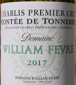 2017 William Fevre Chablis 1er Cru Montee de Tonnerre Chardonnay