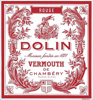 Dolin Sweet Vermouth Rouge