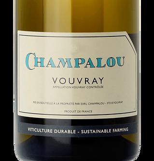 2019 Champalou Vouvray Chenin Blanc