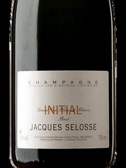 NV Jacques Selosse Blanc de Blancs Cru Initial Champagne