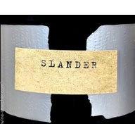 2017 Slander Pinot Noir by Orin Swift Cellars