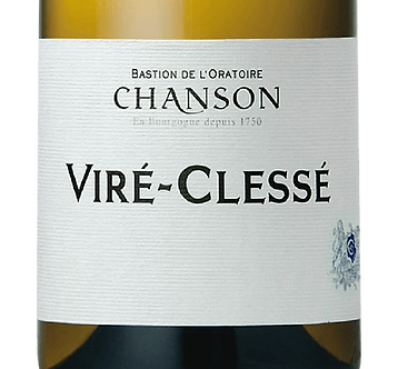 2016 Chanson Vire-Clesse Chardonnay