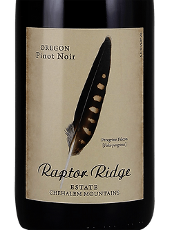 Raptor Ridge Oregon Estate Chehalem Mountains Pinot Noir