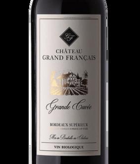 Chateau Grand Francais Grand Cuvee Bordeaux Superieur