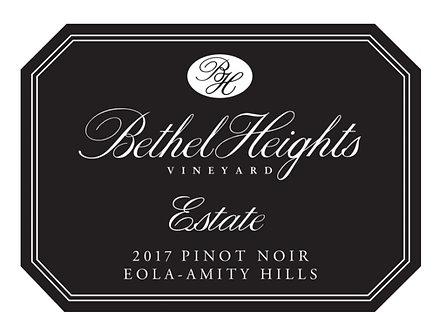 Bethel Heights Estate Eola-Amity Hills Pinot Noir