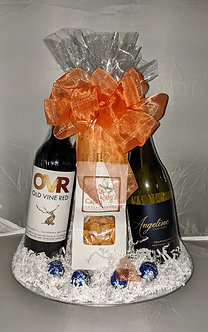 War Eagle Gift Basket