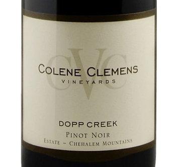 Colene Clemens Vineyards Dopp Creek Estate Pinot Noir-Chehalem Mt 2019