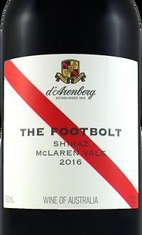 """d'Arenberg """"The Footbolt"""" Shiraz, McLaren Vale Australia"""
