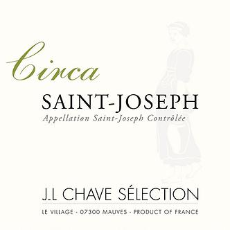 "J.L. Chave Saint-Joseph Blanc ""Circa"" Roussanne"