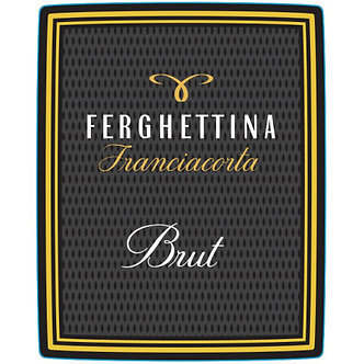 Ferghettina Franciacorta Brut Sparkling Wine