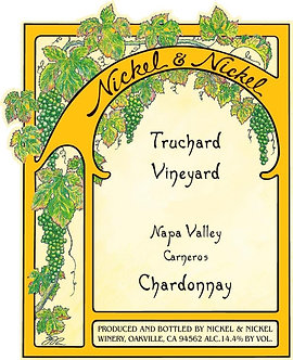 2018 Nickel & Nickel Chardonnay Truchard Vineyard