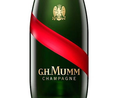 G. H. Mumm Cordon Rouge Brut Champagne