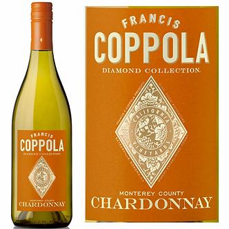 2017 Francis Coppola Chardonnay (375ml)