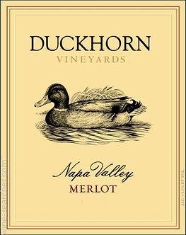 2017 Duckhorn Napa Valley Merlot