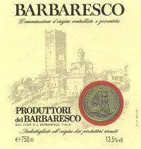 2016 Produttori del Barbaresco
