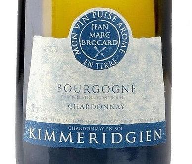 2017 Jean Marc Brocard Kimmeridgien Chardonnay
