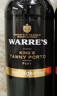 NV Warre's King's Tawny Porto