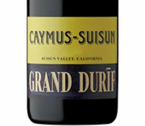 2017 Caymus-Suisun Grand Durif