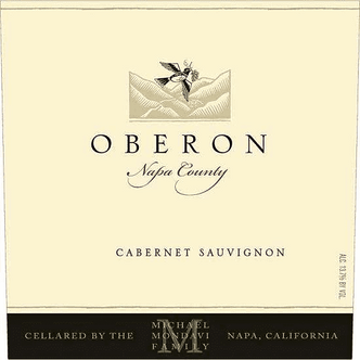 Oberon Napa Valley Cabernet Sauvignon
