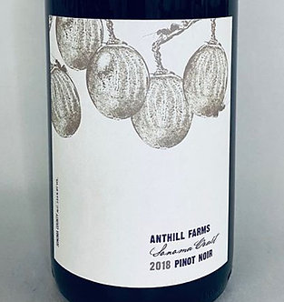 2018 Anthill Farms Sonoma Coast Pinot Noir