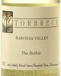 "2011 Torbreck Barossa Valley ""The Bothie"" 375 ML"