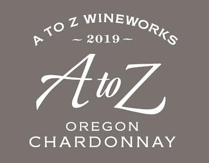 2019 A to Z  Chardonnay