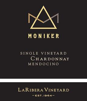 Moniker Single Vineyard Mendocino Chardonnay
