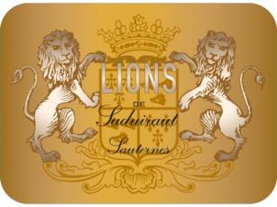 375 ML / HALF Bottle of 2016 Chateau Suduiraut Lions De Suduiraut Sauternes