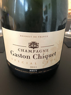 "2011 Gaston Chiquet ""Special Club"" Brut"